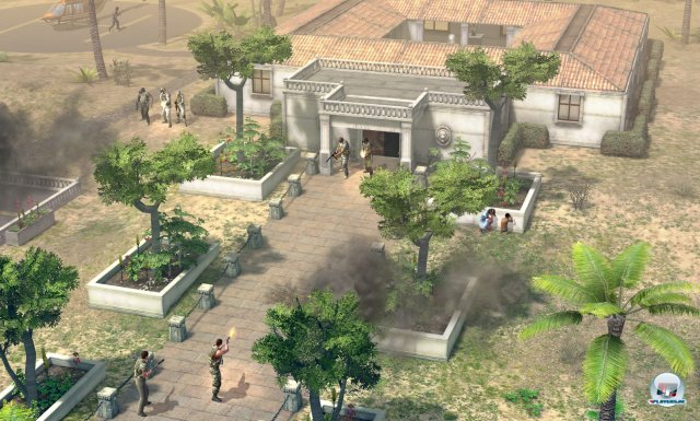 Screenshot - Jagged Alliance: Back in Action (PC) 2258702
