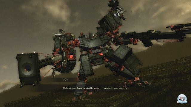 Screenshot - Armored Core: Verdict Day (360)