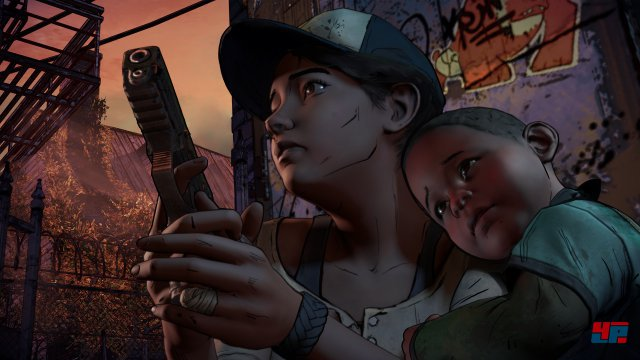 Screenshot - The Walking Dead: Staffel 3 - A New Frontier, Episode 1 (Android) 92532719