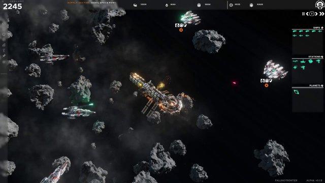 Screenshot - Falling Frontier (PC) 92640611