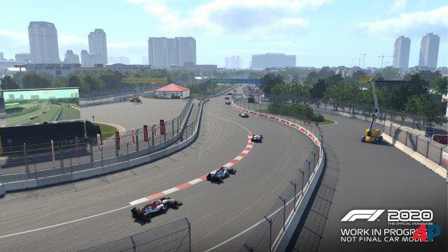 Screenshot - F1 2020 (PC)