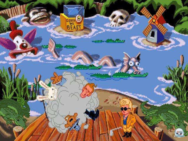 Screenshot - Sam & Max Hit the Road (PC) 92431707