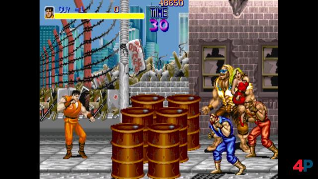 Screenshot - Capcom Home Arcade (Spielkultur) 92599668