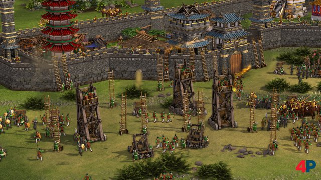Screenshot - Stronghold: Warlords (PC) 92589878
