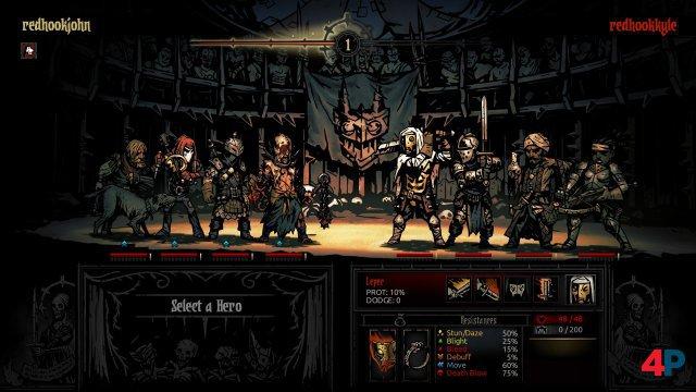 Screenshot - Darkest Dungeon (Linux) 92610008