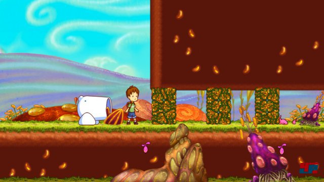 Screenshot - A Boy and his Blob (PC) 92518997