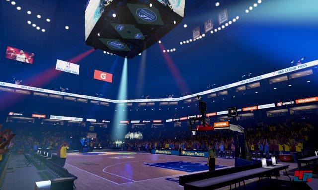 Screenshot - NBA 2KVR Experience (Android) 92536883