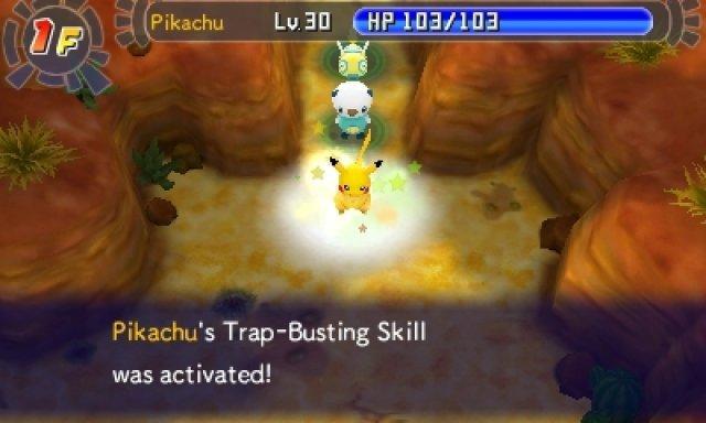 Screenshot - Pokémon Mystery Dungeon: Portale in die Unendlichkeit (3DS) 92457670
