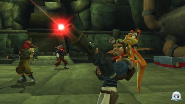 Screenshot - The Jak and Daxter Trilogy (PS_Vita) 92463851