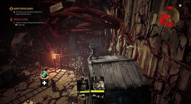 Screenshot - Weird West (PC, PS4, One)