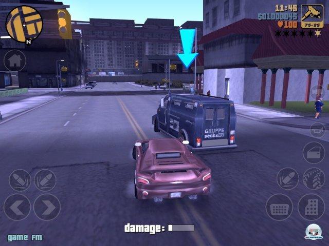 Screenshot - Grand Theft Auto III (iPad) 2299457