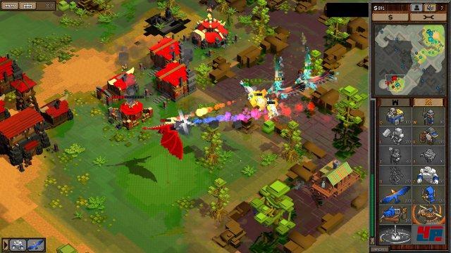 Screenshot - 8-Bit Hordes (PC)