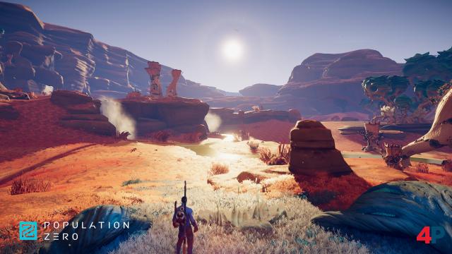 Screenshot - Population Zero (PC)