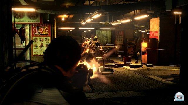 Screenshot - Resident Evil 6 (360) 2319267