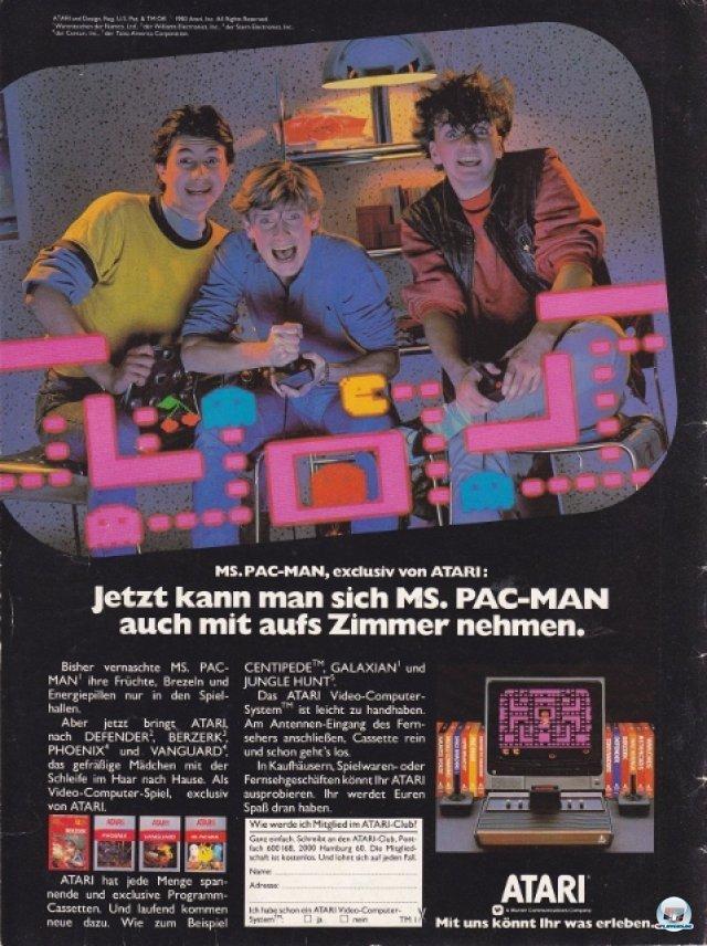 <b>Atari VCS 2600: 379 DM</b> <br><br> Der Klassiker von Atari startete im Jahr 1980 in den deutschen Markt - in der Packung steckte kein Spiel, aber immerhin zwei