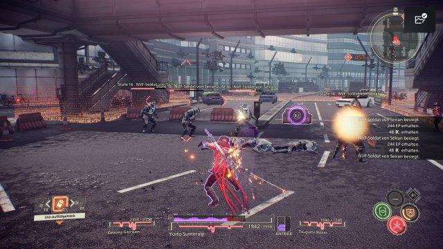 Screenshot - Scarlet Nexus (PlayStation5) 92645765