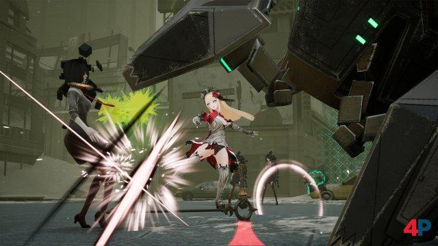 Screenshot - Mahou Arms (PC)