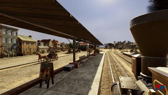 Screenshot - Railway Empire (Linux) 92555400