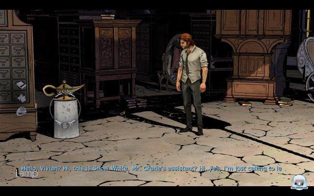 Screenshot - The Wolf Among Us - Episode 1: Faith (360) 92470657