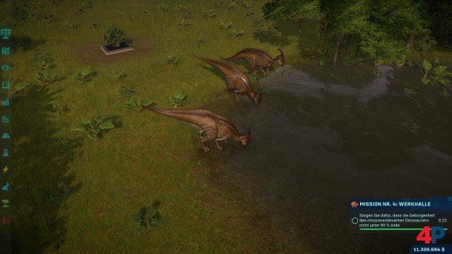 Screenshot - Jurassic World Evolution: Return to Jurassic Park (PC) 92603264