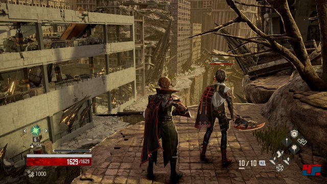 Screenshot - Code Vein (PC) 92552328