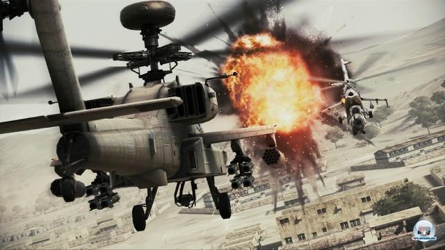 Screenshot - Ace Combat: Assault Horizon (360) 2248797