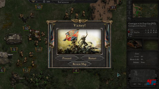 Screenshot - Warhammer 40.000: Armageddon (PC) 92495092