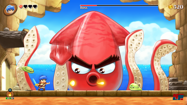 Screenshot - Monster Boy and the Cursed Kingdom (PC) 92531000