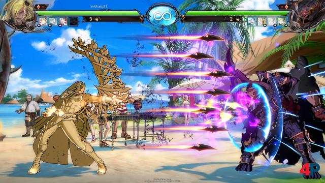 Screenshot - Granblue Fantasy: Versus (PS4) 92610209
