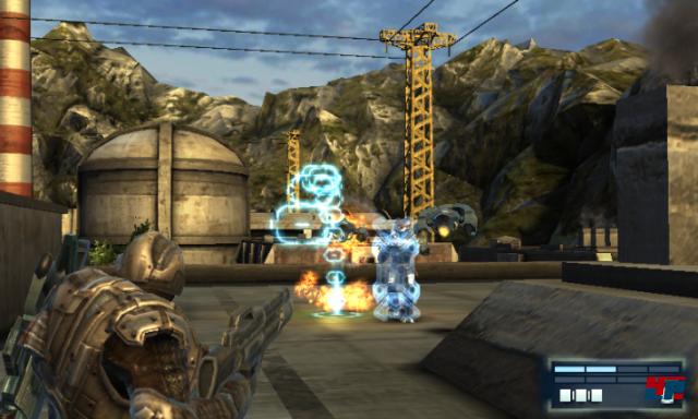 Screenshot - IronFall Invasion (3DS) 92500654
