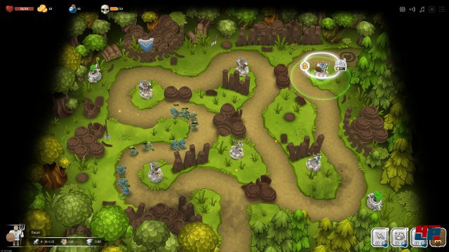 Screenshot - Warstone TD (Mac) 92568280