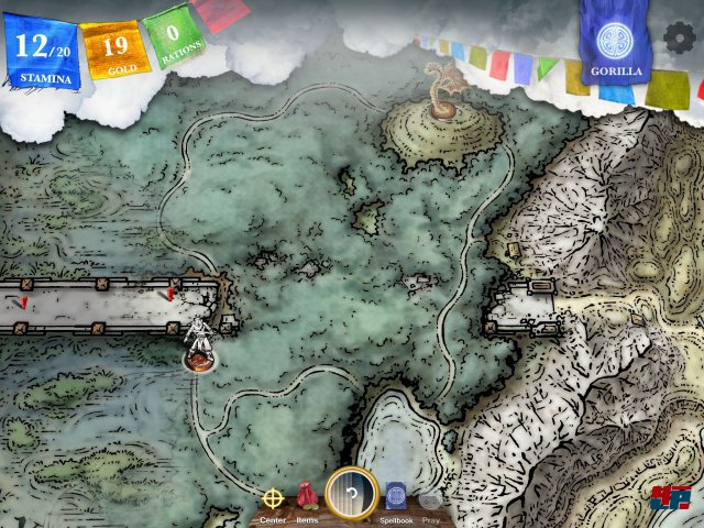 Screenshot - Sorcery! - Teil 3 (iPad) 92503564