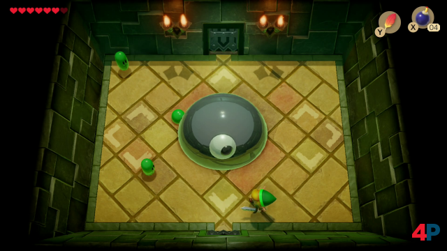 Screenshot - The Legend of Zelda: Link's Awakening (Switch) 92596540