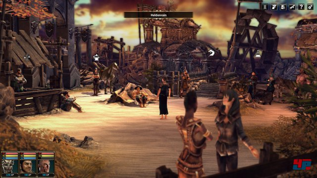 Screenshot - Blackguards 2 (PC) 92497959