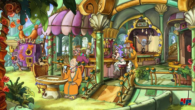 Screenshot - Deponia Doomsday (Linux) 92522001