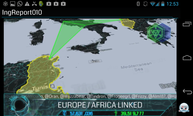 Screenshot - Ingress (Android) 92461638