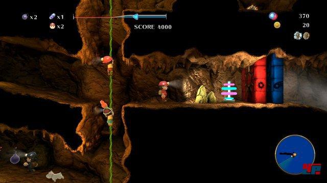 Screenshot - Spelunker Z (PlayStation4) 92499537