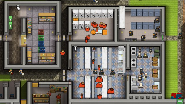Screenshot - Prison Architect (PS4) 92528903