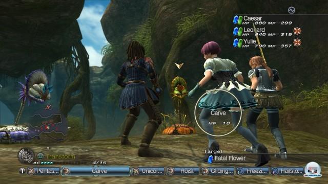 Screenshot - White Knight Chronicles II (PlayStation3) 2226934
