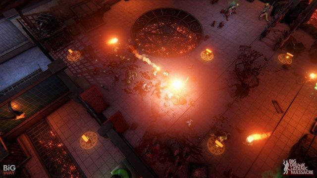 Screenshot - BDSM: Big Drunk Satanic Massacre (PC)