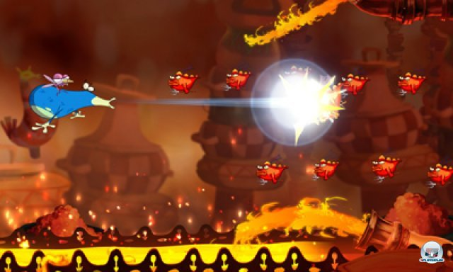Screenshot - Rayman Origins (3DS) 2367082