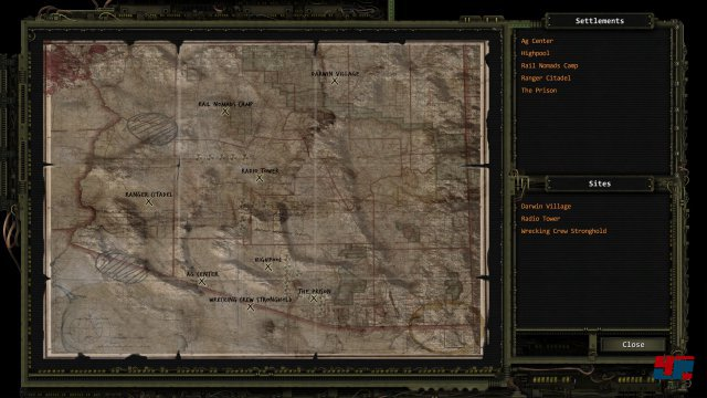 Screenshot - Wasteland 2 (PC) 92490638