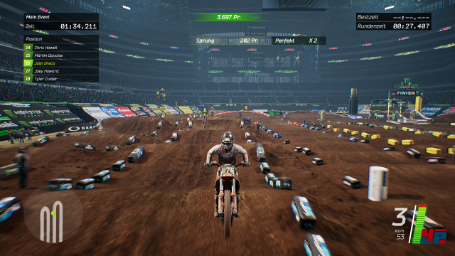 Screenshot - Monster Energy Supercross - The Official Videogame (PC) 92559960