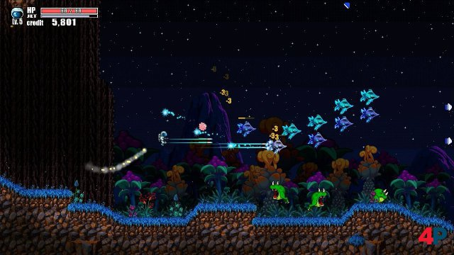 Screenshot - Willy Jetman: Astromonkey's Revenge (PC)