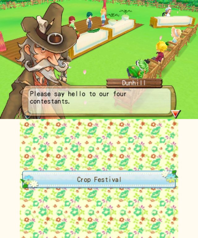 Screenshot - Harvest Moon 3D: A New Beginning (3DS) 92469881