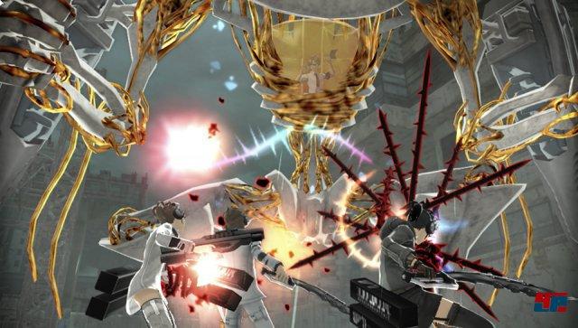 Screenshot - Freedom Wars (PS_Vita)