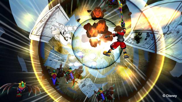 Screenshot - Kingdom Hearts HD 2.8 Final Chapter Prologue (PS4) 92528437