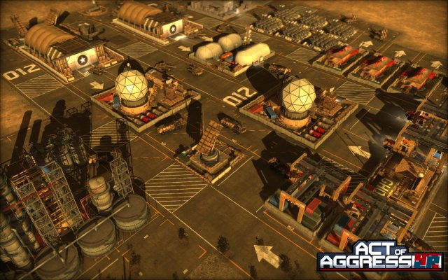 Screenshot - Act of Aggression (PC) 92487661