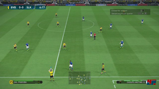 Screenshot - Pro Evolution Soccer 2017 (PS4) 92533263