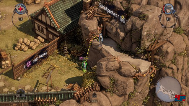 Screenshot - Shadow Tactics: Blades of the Shogun (PS4) 92550238